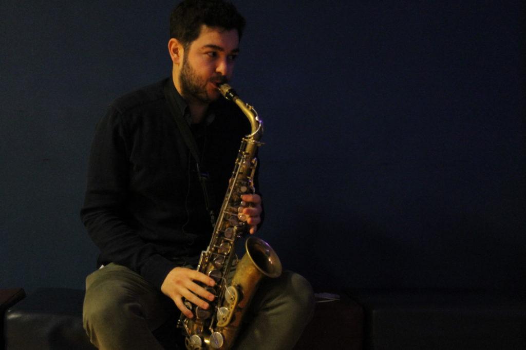 [:it]Riccardo Federici pre concert[:]