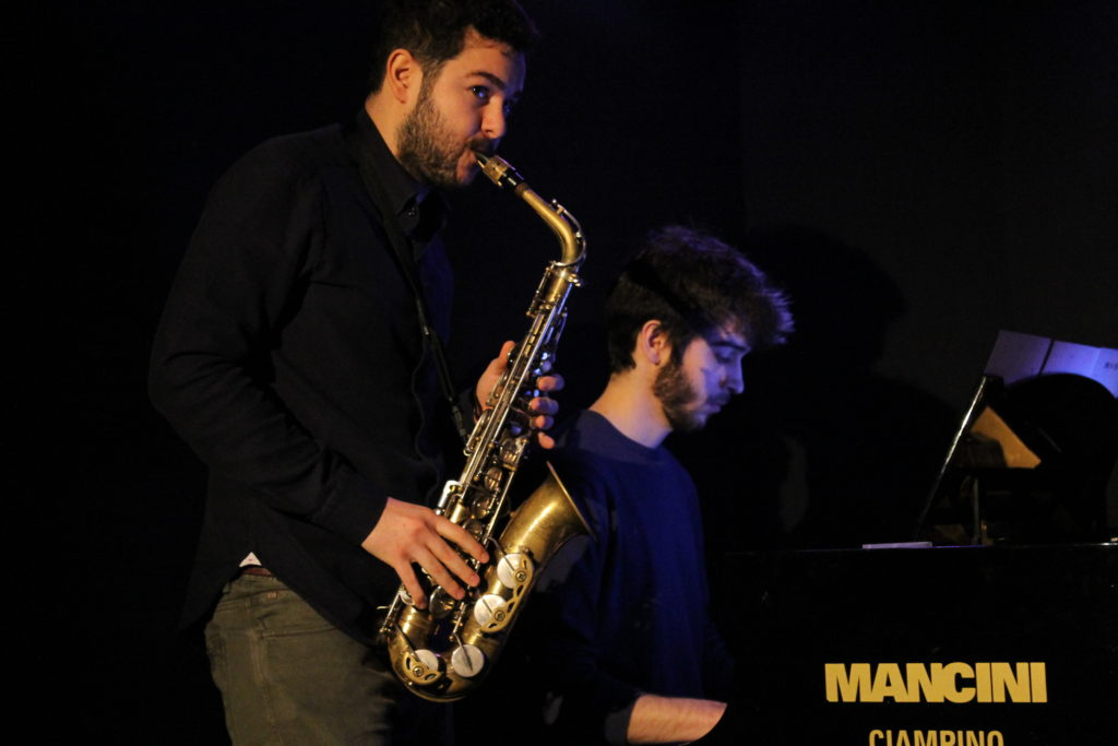 [:it]Riccardo Federici - Andrea Saffirio Live[:]