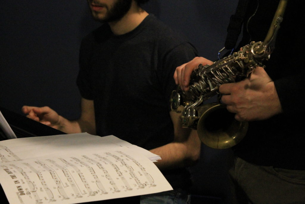 [:it]Riccardo Federici - Andrea Saffirio - Istante New Release[:]