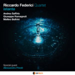 Riccardo Federici - Istante Copertina Album